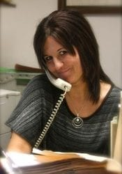 Tammy Greb - Accounting & Customer Service Manager for Mission Press