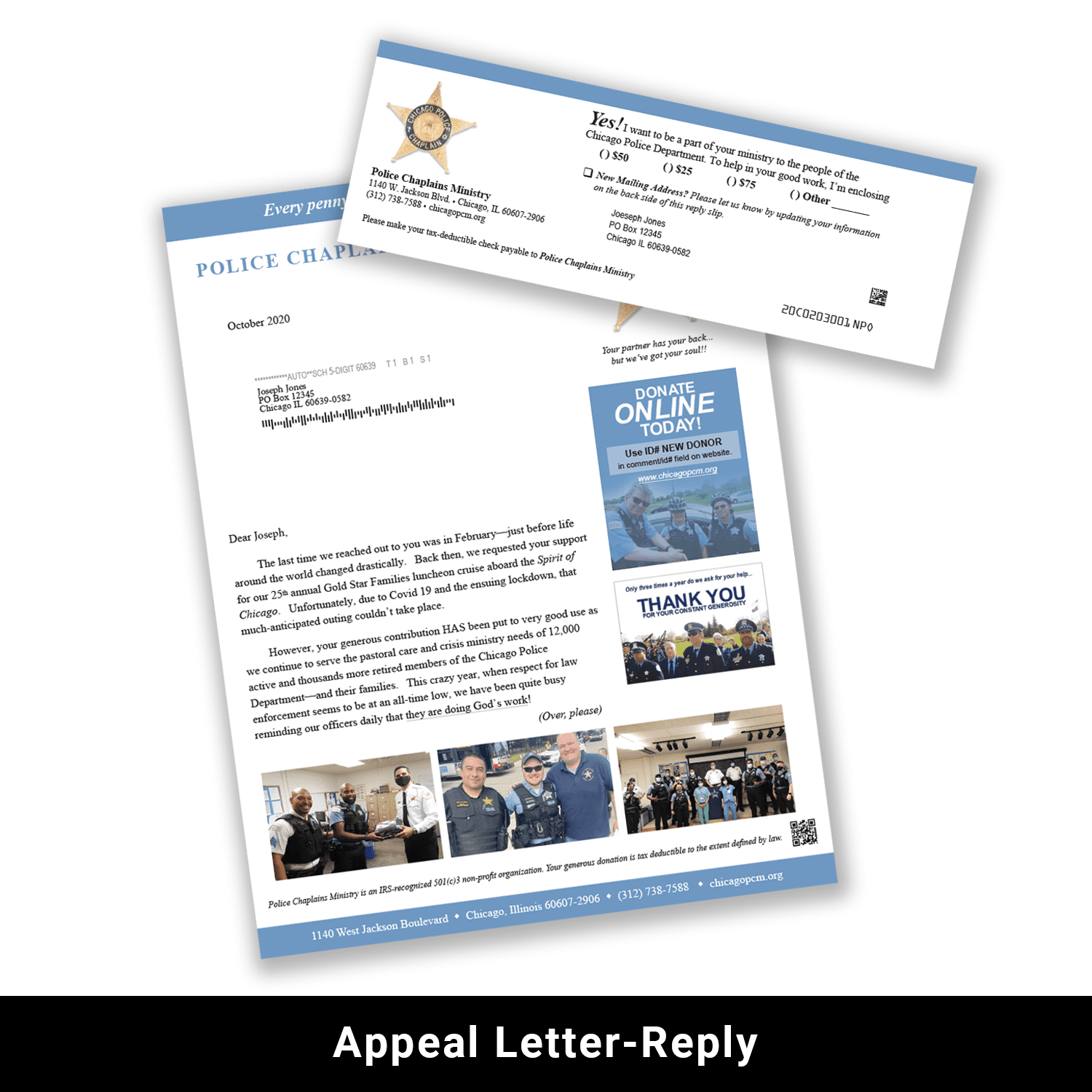 Print appeal letter-reply example